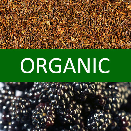 Organic Blackberry Rooibos Tea