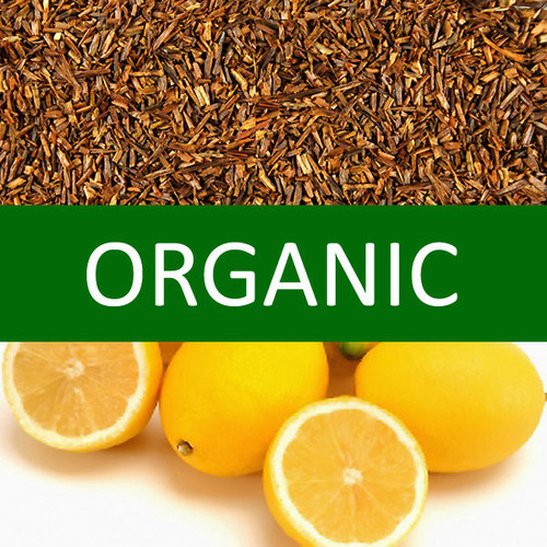 Organic Lemon Rooibos Tea