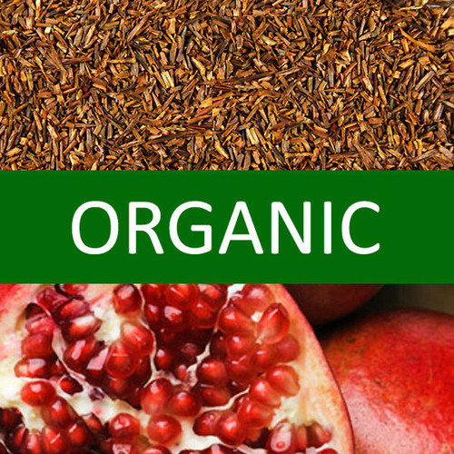 Organic Pomegranate Rooibos Tea
