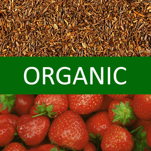 Organic Strawberry Rooibos Tea