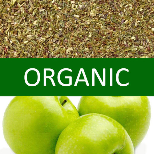 Organic Apple Green Rooibos Tea