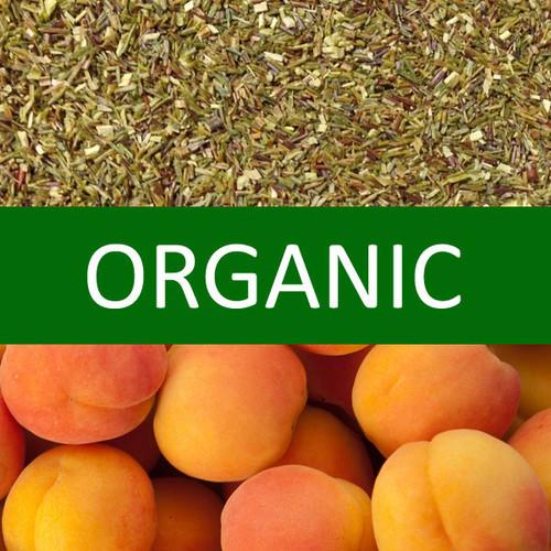 Organic Apricot Green Rooibos Tea
