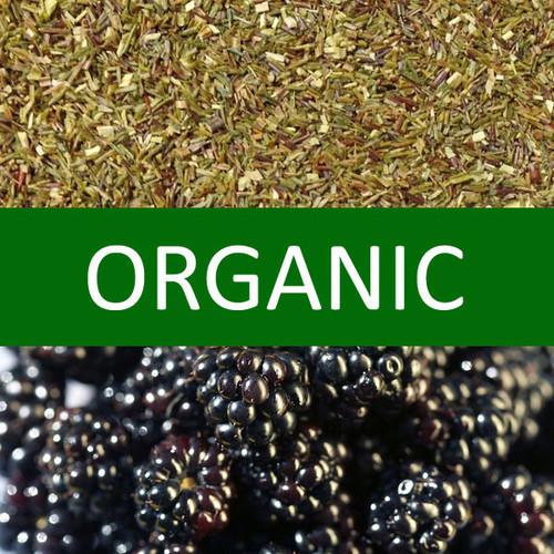Organic Blackberry Green Rooibos Tea
