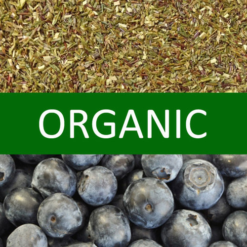 Organic Blueberry Green Rooibos Tea
