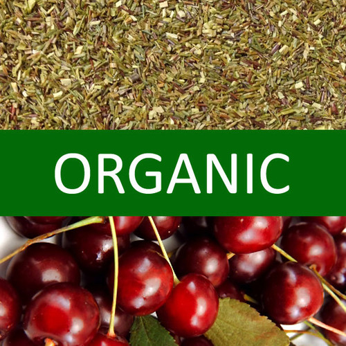 Organic Cherry Green Rooibos Tea