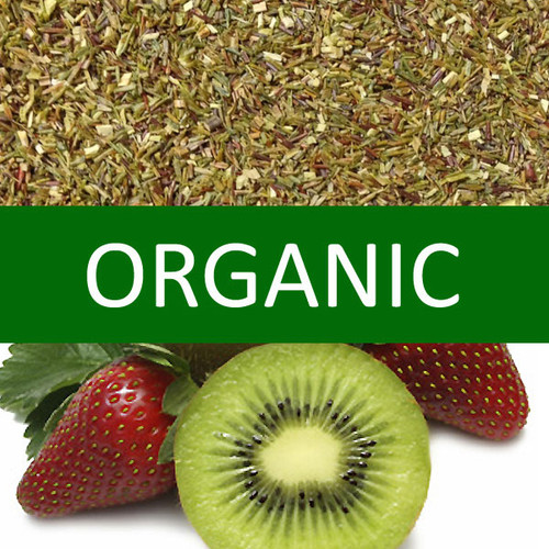 Organic Kiwi Strawberry Green Rooibos Tea