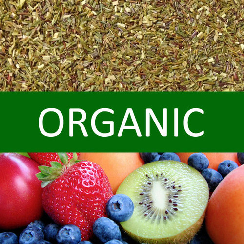 Organic Summer Fruits Green Rooibos Tea
