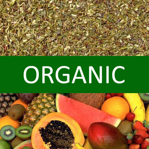 Organic Tropical Fruits Green Rooibos Tea