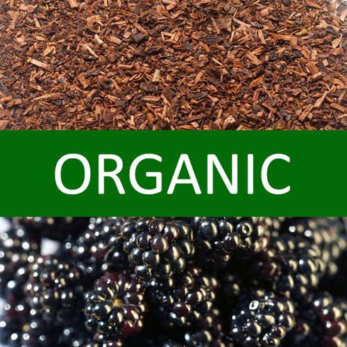 Organic Blackberry Honeybush Tea