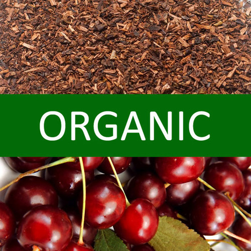Organic Cherry Honeybush Tea