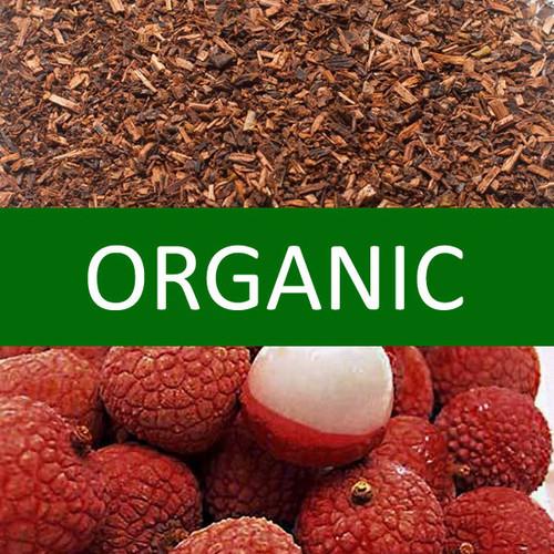 Organic Lychee Honeybush Tea