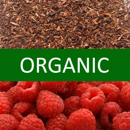 Organic Raspberry Honeybush Tea