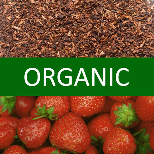 Organic Strawberry Honeybush Tea