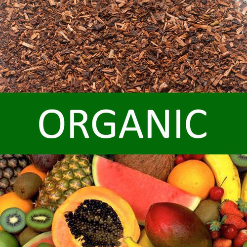 Organic Tropical Fruits Honeybush Tea