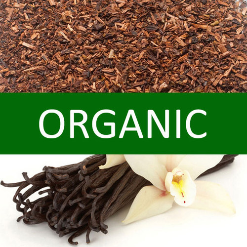 Organic Vanilla Honeybush Tea