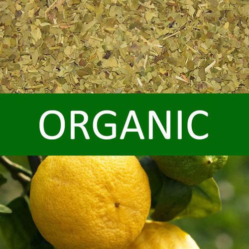 Organic Earl Grey Yerba Mate