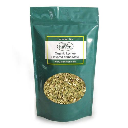 Organic Lychee Flavored Yerba Mate