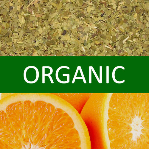 Organic Orange Yerba Mate