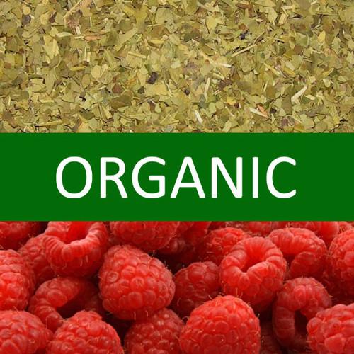 Organic Raspberry Yerba Mate