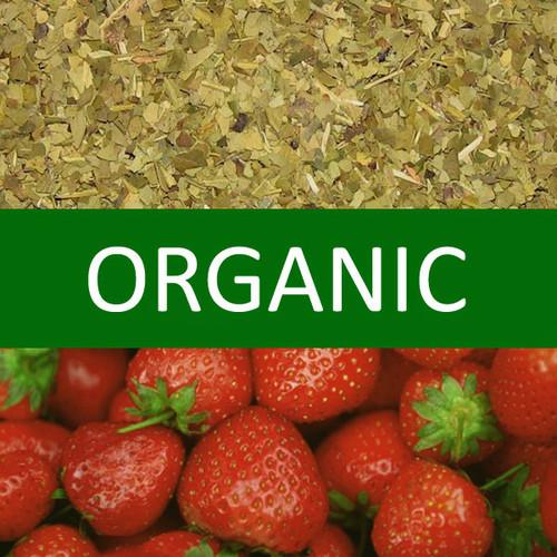 Organic Strawberry Yerba Mate