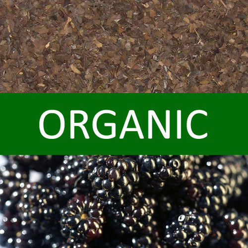 Organic Blackberry Roasted Yerba Mate