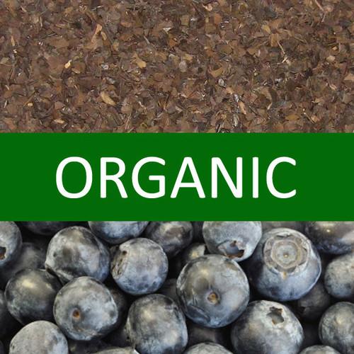 Organic Blueberry Roasted Yerba Mate