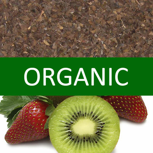Organic Kiwi Strawberry Roasted Yerba Mate