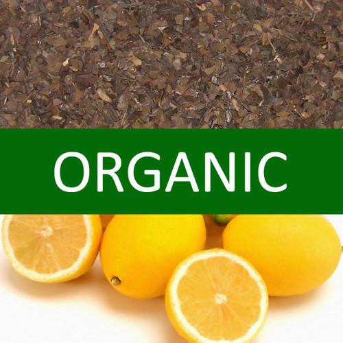 Organic Lemon Roasted Yerba Mate