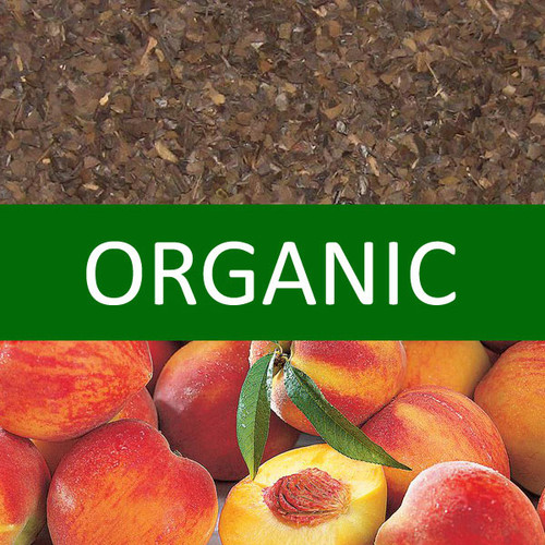 Organic Peach Roasted Yerba Mate
