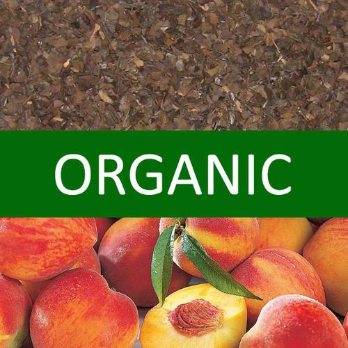 Organic Peach Roasted Yerba Mate