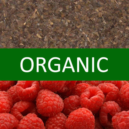 Organic Raspberry Roasted Yerba Mate