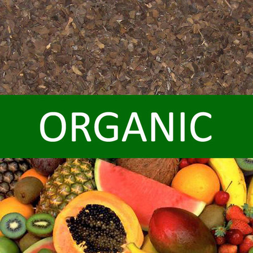 Organic Tropical Fruits Roasted Yerba Mate