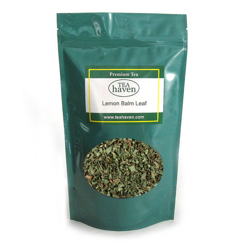 Lemon Balm Leaf Tea