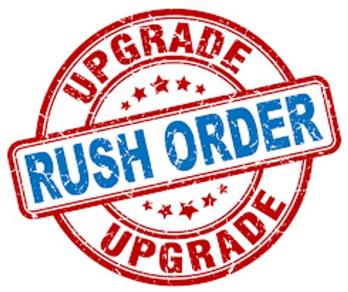 Rush Order Handling Fee