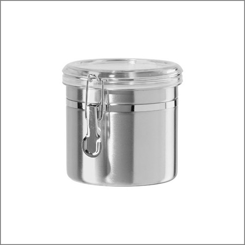 Stainless Tea Canister Medium