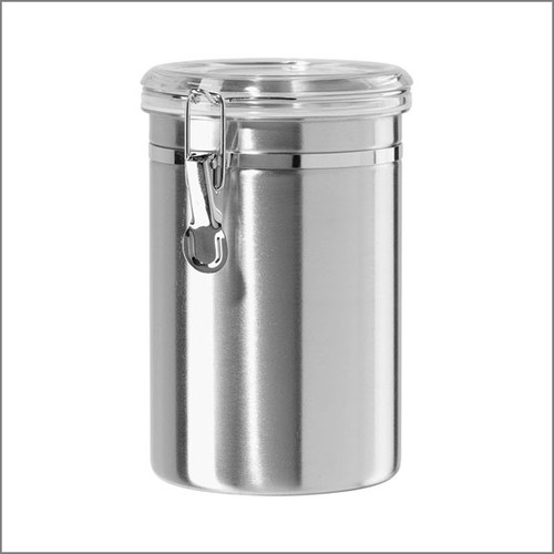 Stainless Tea Canister Extra Large