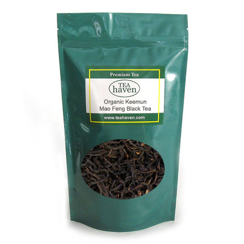 Organic Keemun Mao Feng Black Tea
