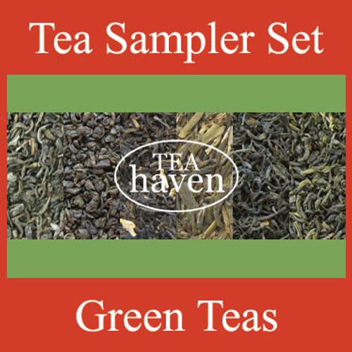 Chinese Green Tea Sampler Set