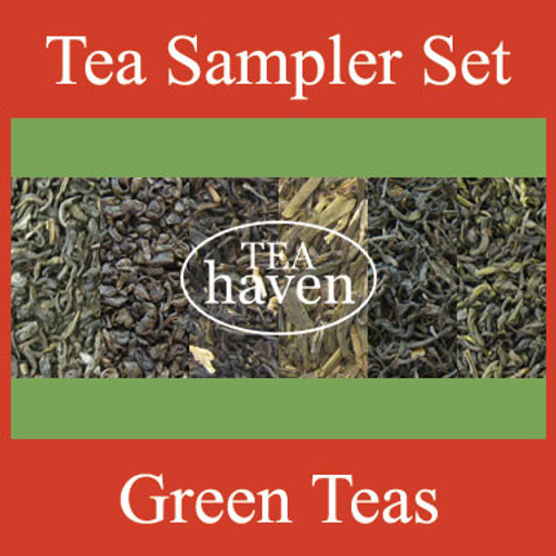 Chinese Green Tea Sampler Set