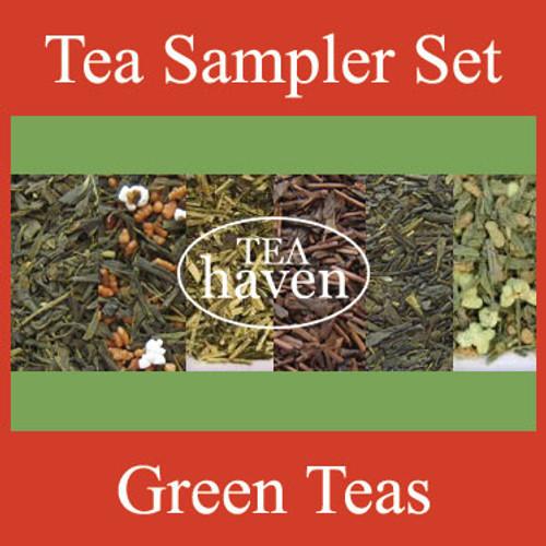 Japanese Green Tea Sampler Set