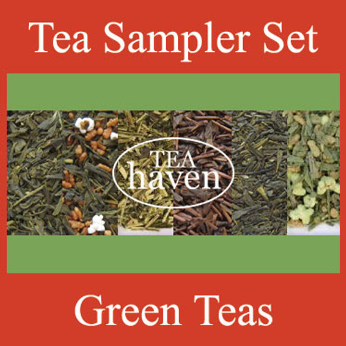 Japanese Green Tea Sampler Set