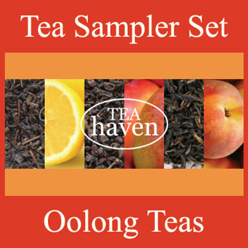 Oolong Tea Sampler Set
