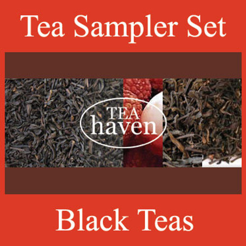 Chinese Black Tea Sampler Set