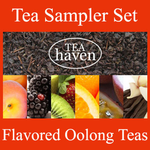 Flavored Oolong Tea Sampler Set 1