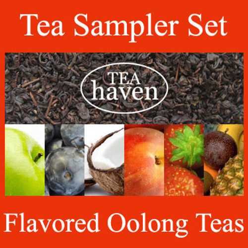 Flavored Oolong Tea Sampler Set 2
