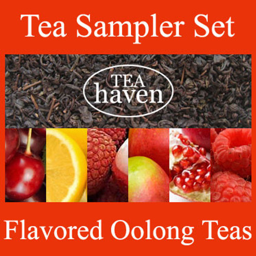 Flavored Oolong Tea Sampler Set 3