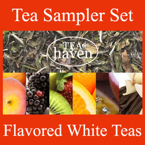 Flavored White Tea Sampler Set 1