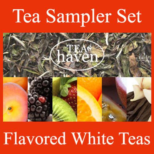 Flavored White Tea Sampler Set 1