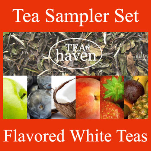 Flavored White Tea Sampler Set 2