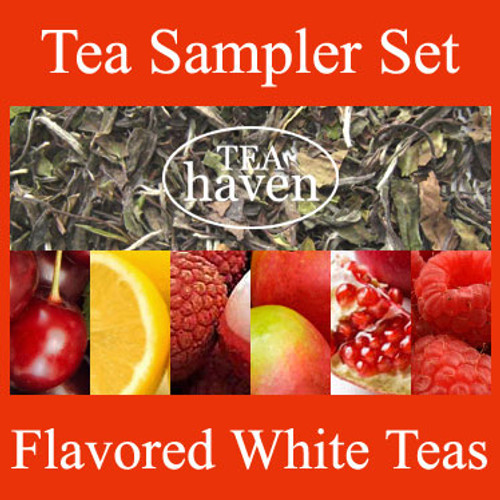 Flavored White Tea Sampler Set 3